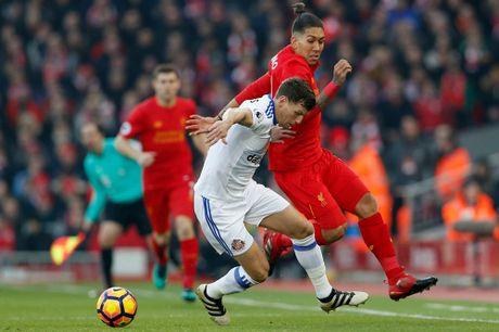 Coutinho len cang, Origi dem ngoi dau ve cho Liverpool - Anh 1