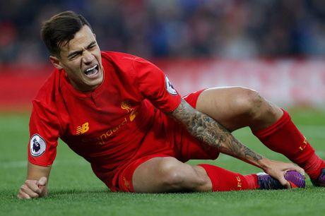 Coutinho len cang, Origi dem ngoi dau ve cho Liverpool - Anh 5