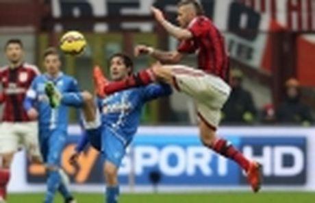 Da bai Empoli, Milan tam vuot mat Roma - Anh 3