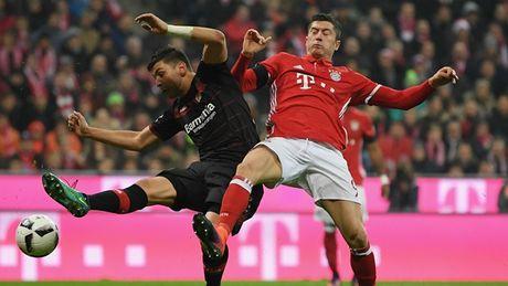 Hummels toa sang dua Hum xam vuot ai Leverkusen - Anh 1