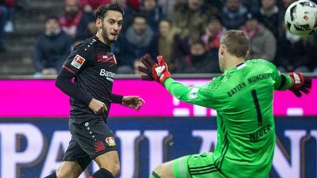 Hummels toa sang dua Hum xam vuot ai Leverkusen - Anh 3