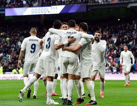 5 diem nhan Real Madrid 2-1 Sporting Gijon: Ronaldo vuot Messi, Suarez - Anh 2