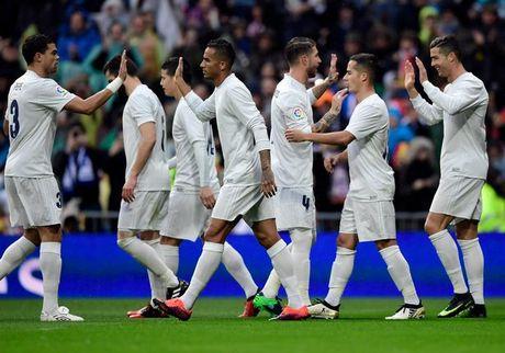 5 diem nhan Real Madrid 2-1 Sporting Gijon: Ronaldo vuot Messi, Suarez - Anh 3
