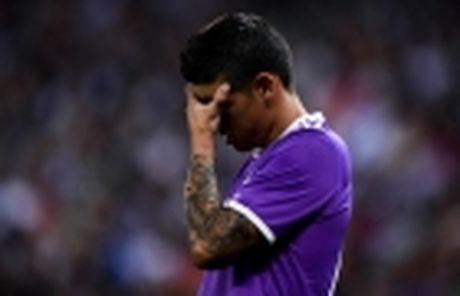 5 diem nhan Real Madrid 2-1 Sporting Gijon: Ronaldo vuot Messi, Suarez - Anh 5