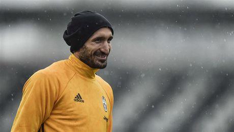 Doc ba tai Serie A, Juventus van phai doi mua luyen tap - Anh 9
