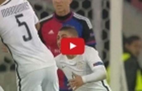 Verratti khong he lang phi tai nang o Ligue 1 - Anh 3