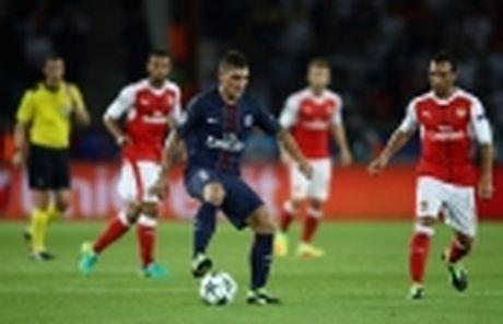 Verratti khong he lang phi tai nang o Ligue 1 - Anh 4