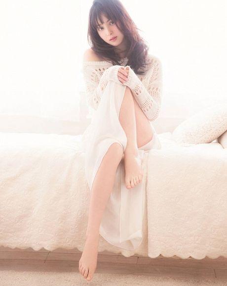 Nozomi Sasaki - My nhan duoc khao khat nhat - Anh 5