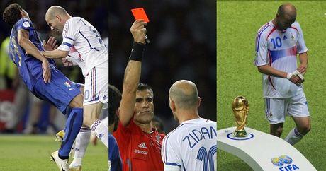 Zinedine Zidane: Thiet dau cong va han bang chan khi - Anh 1