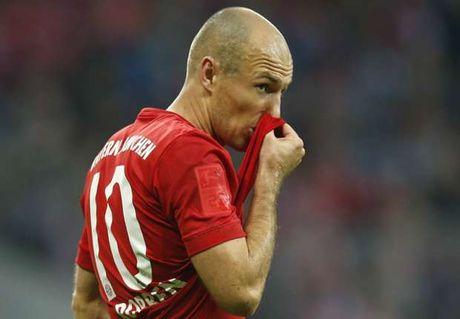 Bayern Munich: Xong Ribery, toi Robben - Anh 1