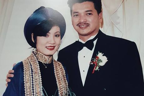 To am hanh phuc cua cap doi Quang Minh - Hong Dao - Anh 1