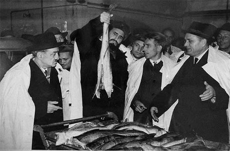 Anh hiem: Lanh tu Cuba Fidel Castro tham Lien Xo 1963 - Anh 6