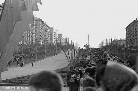 Anh hiem: Lanh tu Cuba Fidel Castro tham Lien Xo 1963 - Anh 8