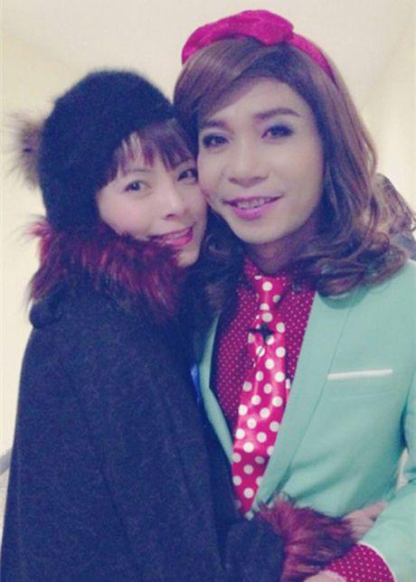 Fan mong Cong Ly cap ben hanh phuc voi ban gai moi - Anh 10