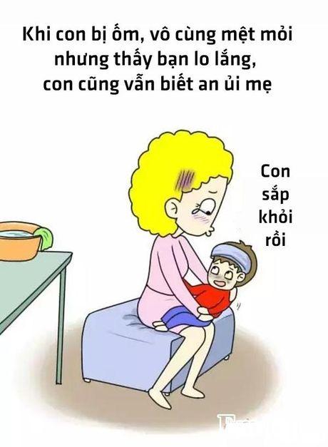 Bo tranh hanh phuc nhat cua me la co mot co con gai - Anh 5