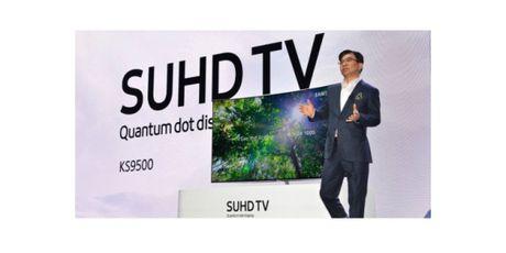 Man hinh TV QLED se duoc san xuat trong nam 2019 - Anh 2