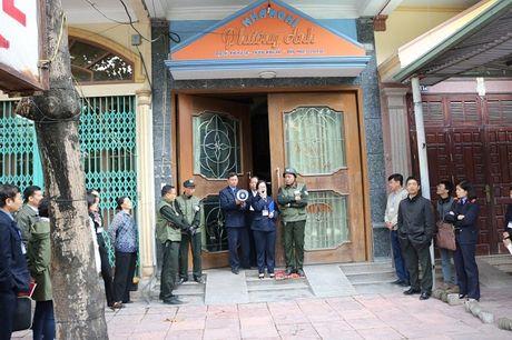 Quang Ninh: Vu cuong che THA dau tien do Van phong Thua phat lai thuc hien - Anh 1