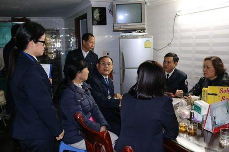 Quang Ninh: Vu cuong che THA dau tien do Van phong Thua phat lai thuc hien - Anh 2
