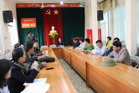 Quang Ninh: Vu cuong che THA dau tien do Van phong Thua phat lai thuc hien - Anh 3