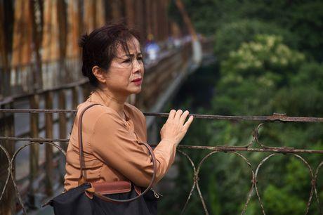 NSUT Minh Trang hoi hop tai ngo khan gia man anh nho - Anh 1