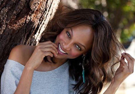 Tyra Banks: America's Next Top Model ra doi de ton vinh ve dep da dang - Anh 1
