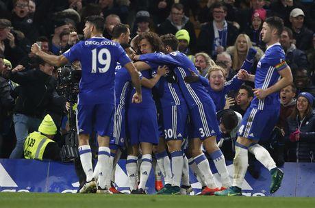 Nguoc dong thang Tottenham, Chelsea giu vung ngoi dau - Anh 1