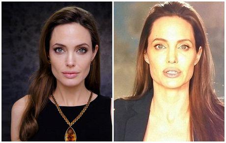 Angela Jolie hut thuoc la thay com, than hinh ngay cang tieu tuy dang so - Anh 4