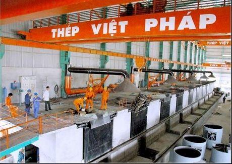 Quang Nam phe duyet du an nha may thep dau nguon song Vu Gia - Anh 1