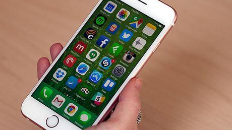 Amazon se ban iPhone 6s tan trang trong ngay Cyber Monday - Anh 1