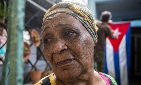Nguoi dan Cuba va khap the gioi tiec thuong ong Fidel Castro - Anh 1