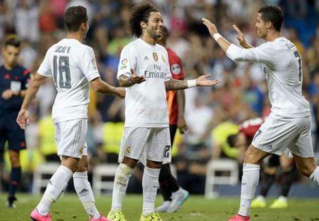 Real thang nhoc & ki luc: Da the se thua El Clasico - Anh 1