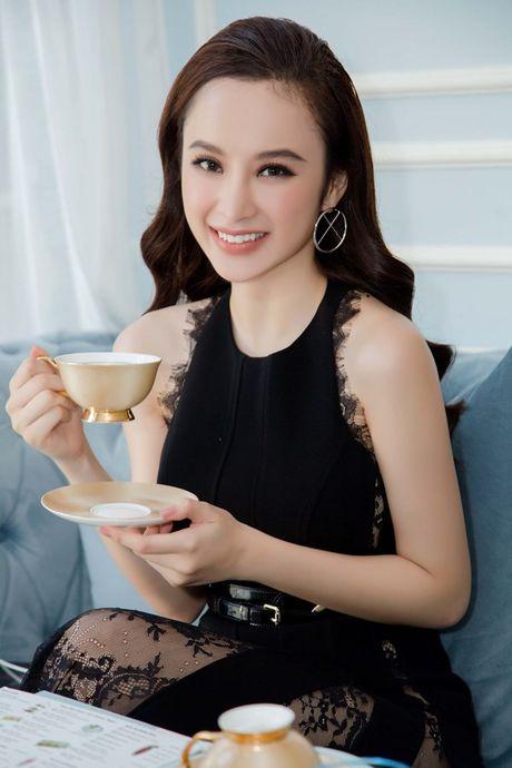 Angela Phuong Trinh: 'Ca doi, toi khong quen cu tat cua Mac Hong Quan' - Anh 4