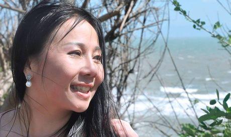 Nha van, nha bao Ho Thi Hai Au: 'Khong biet nau canh cua thi da sao?' - Anh 1