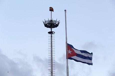 Cuba tuong niem cuu chu tich Fidel Castro - Anh 1