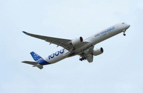 Chuyen bay dau tien cua A350-1000 - Anh 3