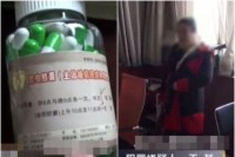 Bac Kinh, Trung Quoc: Tran lan thuoc chua benh chua chat doc hai - Anh 1