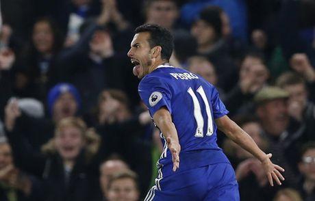 Nguoc dong danh bai Tottenham, Chelsea doi lai ngoi dau tu Liverpool - Anh 5