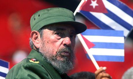 Trung Quoc dau xot truoc su ra di cua ong Fidel Castro - Anh 1