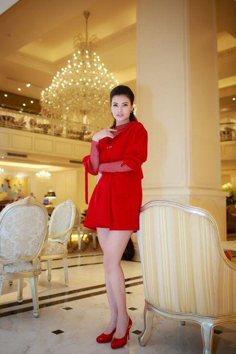 Hong Que tai xuat sau sinh 1 thang, do sac ben Tam Tit - Anh 5