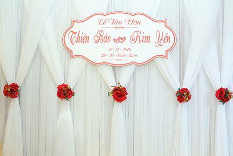 Le vat cuoi gan tram trieu cua dien vien Thien Bao tang vo yeu - Anh 5