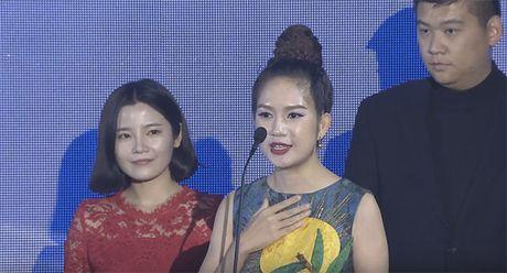 Ba xa Ly Hai boi roi noi tieng Anh kem luu loat khi len nhan giai WebTVAsia Awards - Anh 6