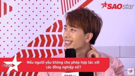 Clip: MONSTAR se 'noi chien' neu yeu chung mot co gai? - Anh 7