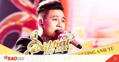Tac gia hit 'Anh cu di di' Vuong Anh Tu cung sang tac moi tai Sing My Song - Bai hat hay nhat 2016 - Anh 1