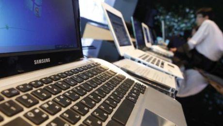 Lenovo muon mua lai bo phan PC cua Samsung - Anh 1