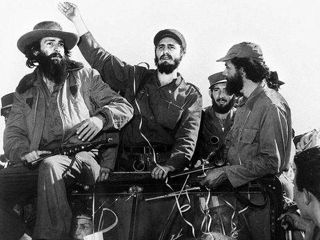 Tuong dai cach mang Fidel Castro tu tran - Anh 2