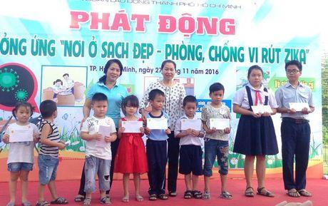 Cong nhan dong hanh phong, chong dich Zika - Anh 3