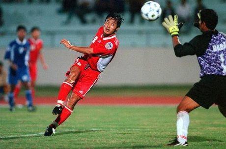 Doi tuyen Viet Nam 17 nam qua chua thang Indonesia - Anh 1