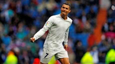 Vuot Messi va Suarez, Ronaldo dan dau danh sach Vua pha luoi La Liga - Anh 1
