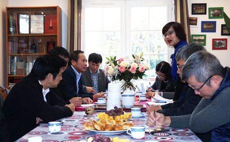 Bao dai Viet Nam thuong tru o Phap khong thua truyen thong quoc te - Anh 1