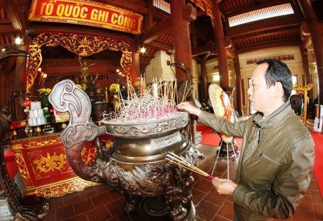 Doan Thanh nien Cuc QLDBIII 've nguon' bao cong dang Bac, tri an AHLS - Anh 11